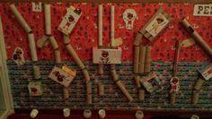 Pepernotenfabriek Advent Calendar, December, Holiday Decor, Painting, Art, Art Background, Painting Art, Kunst, Gcse Art