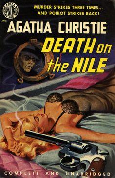 The smoking gun... Agatha Christie's  Death on the Nile (1951)