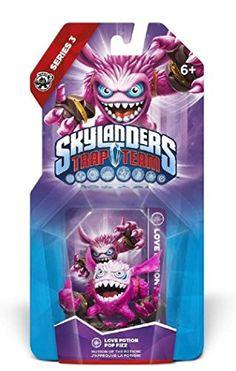 Skylanders Trap Team Love Potion Pop Fizz