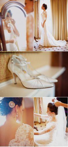 Beautiful lace dress, inspired by Princess Kate