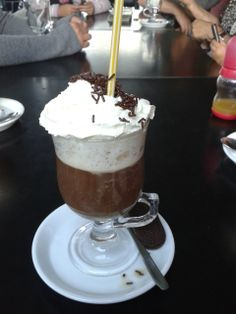 Cappuccino - constitución