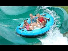 Minas Beach Thernas Resort _ Testando a piscina de ondas_ Obras a todo vapor