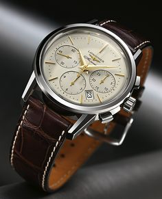 Mechanical Watches - Longines http://www.moderngentlemanmagazine.com/big-comeback-of-mechanical-wristwatch