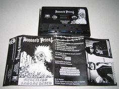Bastard Priest - Merciless Insane Death