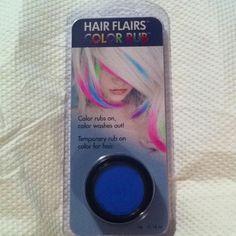 HAIR FLAIRS COLOR RUB