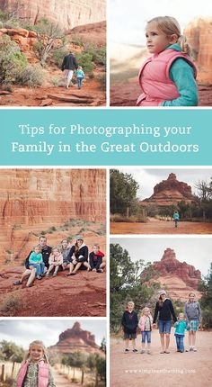 Tips for Photographing your Family in the Great Outdoors #OutdoorFamilyAdventures