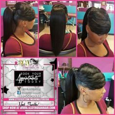 Illusions PonyIllusions Ponytail tail