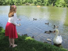 Stratford, Ontario is a great choice for families.#travel #TT