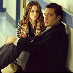Blair and Chuck.