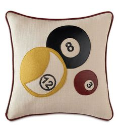 Billiards from Eastern Accents
