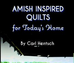 Check back frequently for quilts from my newest book, Available May 2015.