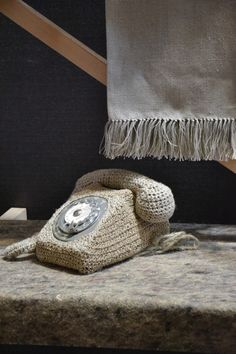 sometimes I miss having a landline. If I had one again ... I'd like it to look like this.
