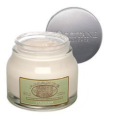 L'Occitane Amande Firming & Smoothing Milk Concentrate.