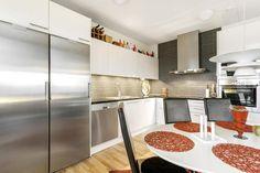 Ideas de revestimientos para las paredes de la cocina