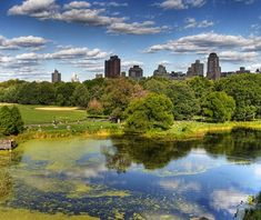 World's Most Beautiful City Parks: Central Park