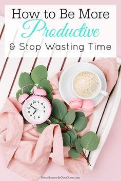 Feel like you don't have enough time for everything you want to do? You are likely wasting a lot of time on things that don't matter. Try these tips to be more productive. Order Groceries, Stop Wasting Time, Work Productivity, Retro Housewife, Dollar Store Hacks, Time Management Skills, In And Out Movie, Bullet Journal Inspiration, Organization Hacks