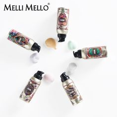Melli Mello Showerfoam.
