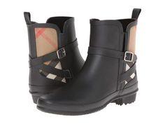Burberry - Riddlestone (Black) Women's Shoes