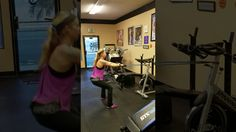 "Every BODY's Fit ""FIT Clip"" 456 Video: Band Squat to Row for Back/Lower ..."