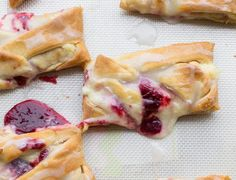 This raspberry cream cheese Danish braid is downright delicious and surprisingly easy to make! Try serving it for brunch.