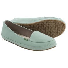 Sanuk Blanche Canvas Shoes - Slip-Ons (For Women))