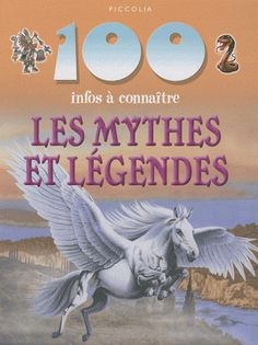 Les mythes et légendes - Fiona MacDonald,Rupert Matthews