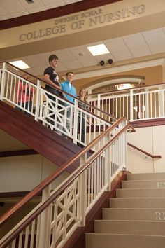 AU Dwight Schar College of Nursing in Masnfield, Ohio is a beautiful new building! Visit today.