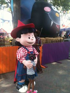 The Great Pumpkin Fest at Carowinds (Every Saturday & Sunday in October)