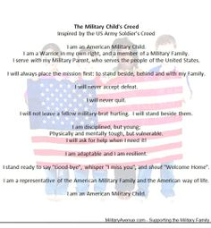134 best the military child images on pinterest military families