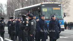 Presidential Inauguration Bus