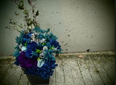 Blue Moon | Works | The Little Shop of Flowers