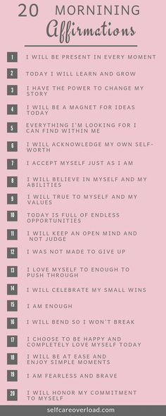 Affirmations For Women, Daily Positive Affirmations, Positive Affirmations Quotes, Affirmation Quotes, Positive Mantras, Positive Morning Quotes, Healthy Affirmations, Positive Mind Quotes, Positive Change Quotes
