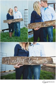 d-Squared Designs Missouri Engagement Photography. Save the date. Date for wedding. Creative save the date. Pre Wedding Shoot Ideas, Engagement Pictures, Engagement Photography, Picture Ideas, Missouri, Save The Date, Cute Pictures, Dream Wedding, Couples