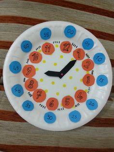 Köpük tabaktan saat yapımı