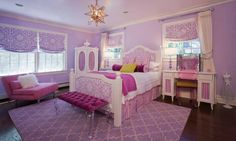 little girls room decorating ideas pictures | Beautiful Design Lil Girl Bedroom Ideas: Lil Girl Bedroom Design With ...