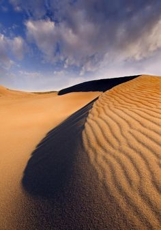 St. Anthony Sand Dunes - Idaho. Ran over my leg while still on an ATV..just talented