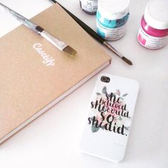 Get this #phonecase on #casetify http://www.casetify.com/es_ES/product/wAQIH_inspirational-quote/iphone6/261   10$ OFF using this code 3RT55E
