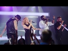 The Coaches Sing Hall Of Fame | The Voice Australia 2014  ► They're actually really good together. :-)