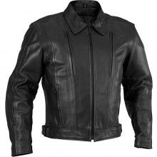 River Road Cruiser Leather Jacket