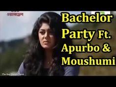 Bachelor Party Ft Apurbo & Moushumi hamid| Latest Bangla Natok