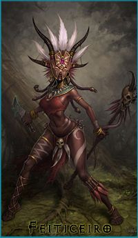"The female ""wizard"" or ""witch doctor"" class in Diablo 3 falls into the trope. I play a wizard in Diablo my favourite character. Witch Doctor, Doctor Mask, Foto Fantasy, Dark Fantasy, Fantasy Art, Warrior Princess, Fantasy Characters, Female Characters, Character Inspiration"