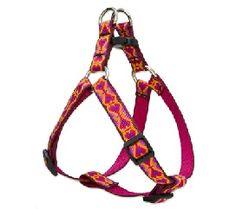 Medium Dog Step-In Harnesses Made in America