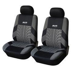 Furnistar 4-Piece Car Vehicle Protective Seat Covers CV0224