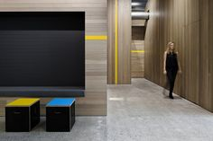 Image 3 of 11 from gallery of Unit for Goodman / MAKE Creative. Photograph by Luc Remond Australian Interior Design, Interior Design Awards, Modern Interior Design, Creative Photos, Design Inspiration, Layout, The Unit, Architecture, Gallery
