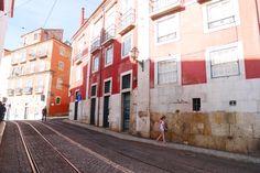 Lisbonne. Photo prise par Valérie Coutrot.