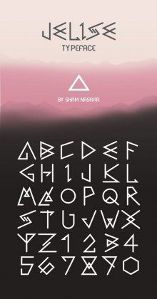 Caligraphy Alphabet Discover Fonts - Kerrie Legend Jelise Typeface by Sham Nasaar. Alphabet Code, Alphabet Symbols, Tattoo Alphabet, Alphabet Letters, Bullet Journal Font, Journal Fonts, Journaling, Typography Fonts, Hand Lettering