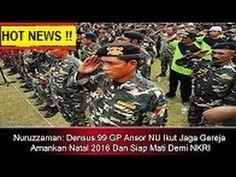 """Astaga GP Ansor Abaikan Himbauan MUIO """"GP Ansor NU Ikut Jaga Gereja Aman..."""