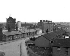 Keogh Square and Tyrone Place, Inchicore, 1968 Dublin Street, Dublin City, Old Pictures, Old Photos, Photo Engraving, City Council, Dublin Ireland, History, Folklore