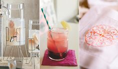 A Summer Smash Ginger-Blackberry Cocktail | Fetch Magazine by Taigan