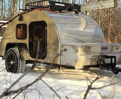 TC Teardrop Camping Trailers | off road pkg at $13K this is a value.